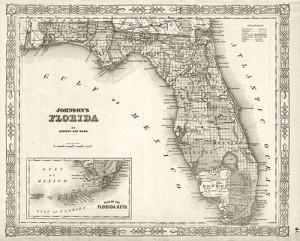 interactive Florida Keys map for the Florida Keys Guide