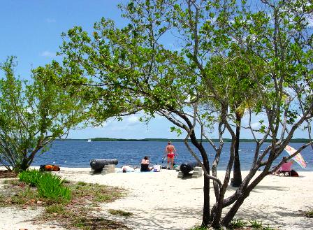 John Pennekamp State Park is one of the Key Largo Attractions
