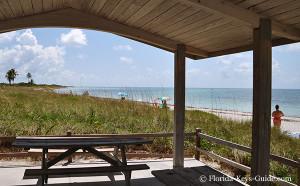 sandspur pavilion for lower keys beaches