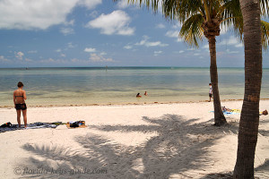 Smathers Beach for Key West Beaches and the Florida Keys Guide